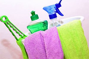 regular cleaning services