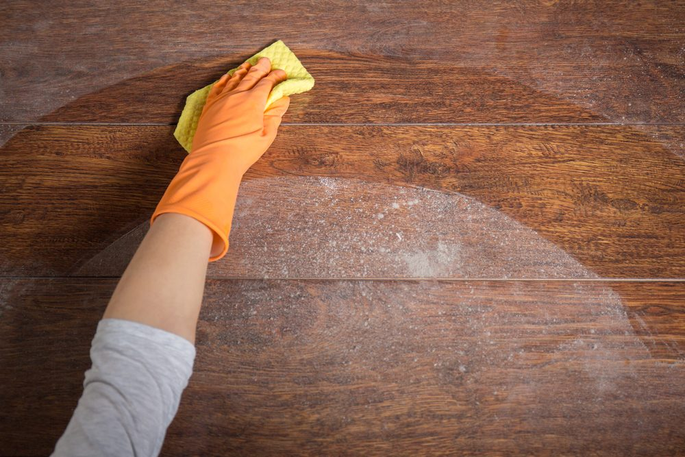 speed cleaning your home